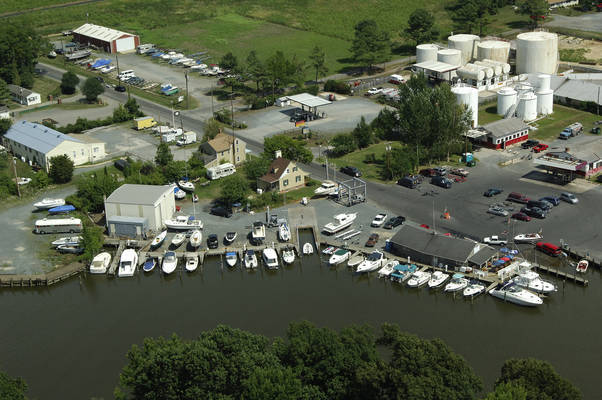 Easton Point Marina