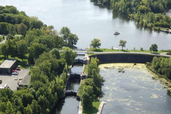 Rideau River Lock 16