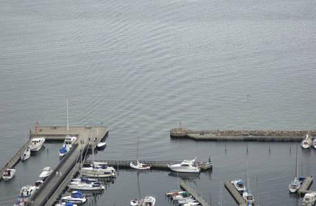 Rorvig Havn Marina Inlet
