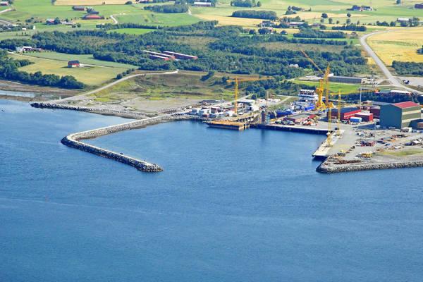 Petterhavna Harbour