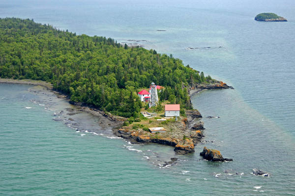 Porphyry Point Light