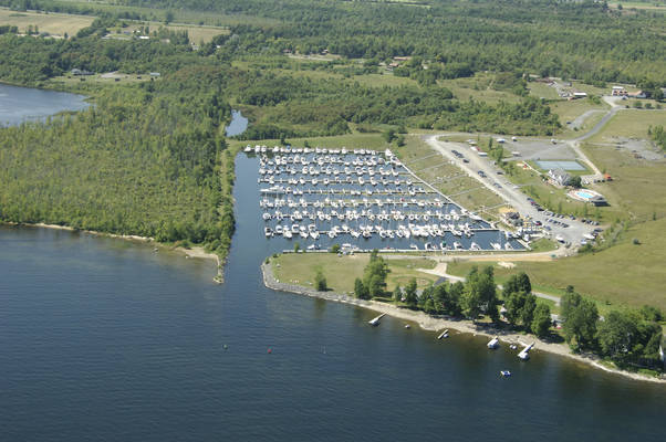 Treadwell Bay Marina