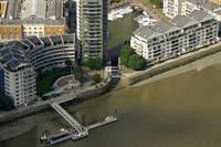 Chelsea Harbour Lift Bridge