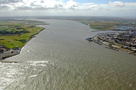 River Wyre Inlet