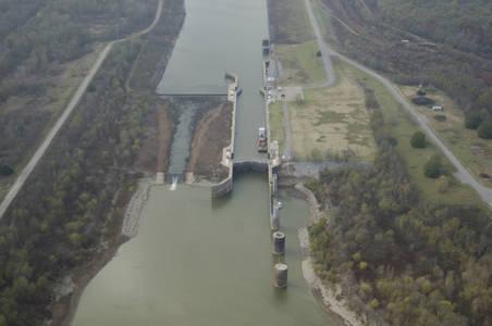 Norrell Lock & Dam #1