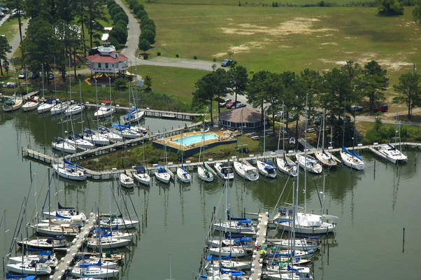 Stingray Point Marina