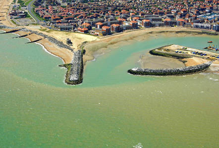 Sovereign Harbour Inlet