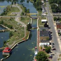 Oswego Canal Lock 1