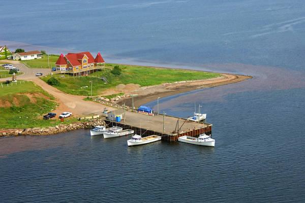 Lennox Island Harbour