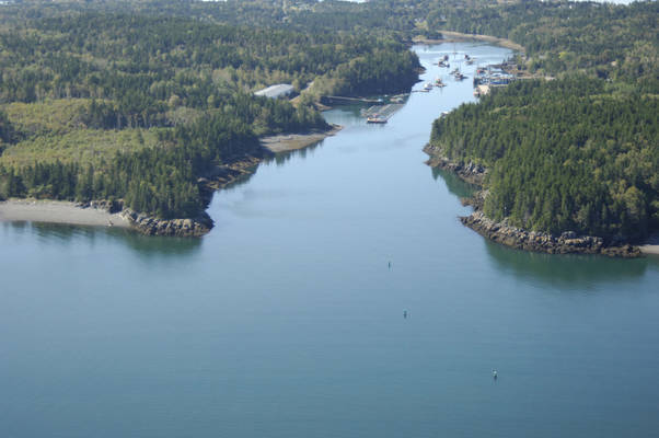 Head Harbour Inlet West