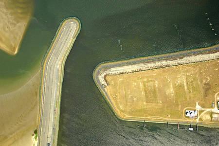 Haringvliet Bay Inlet