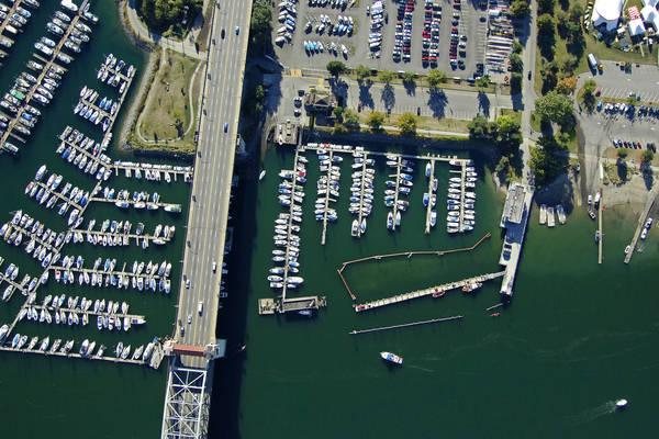 Burrard Civic Marina