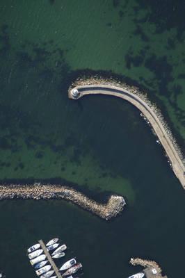 Raeae Harbor Inlet