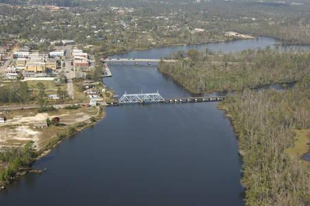 Southern States Railroad Swing Bridge