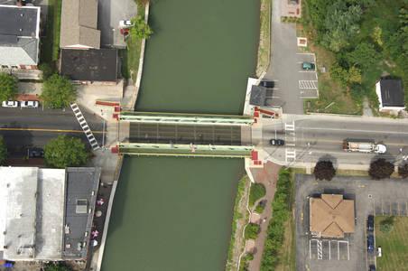 North Main Street Lift Bridge