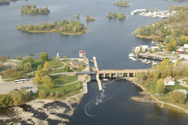 Port Severn Lock #45
