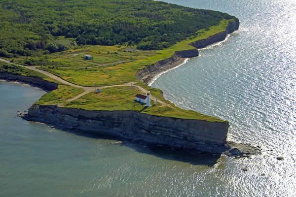 Point Aconi Lighthouse
