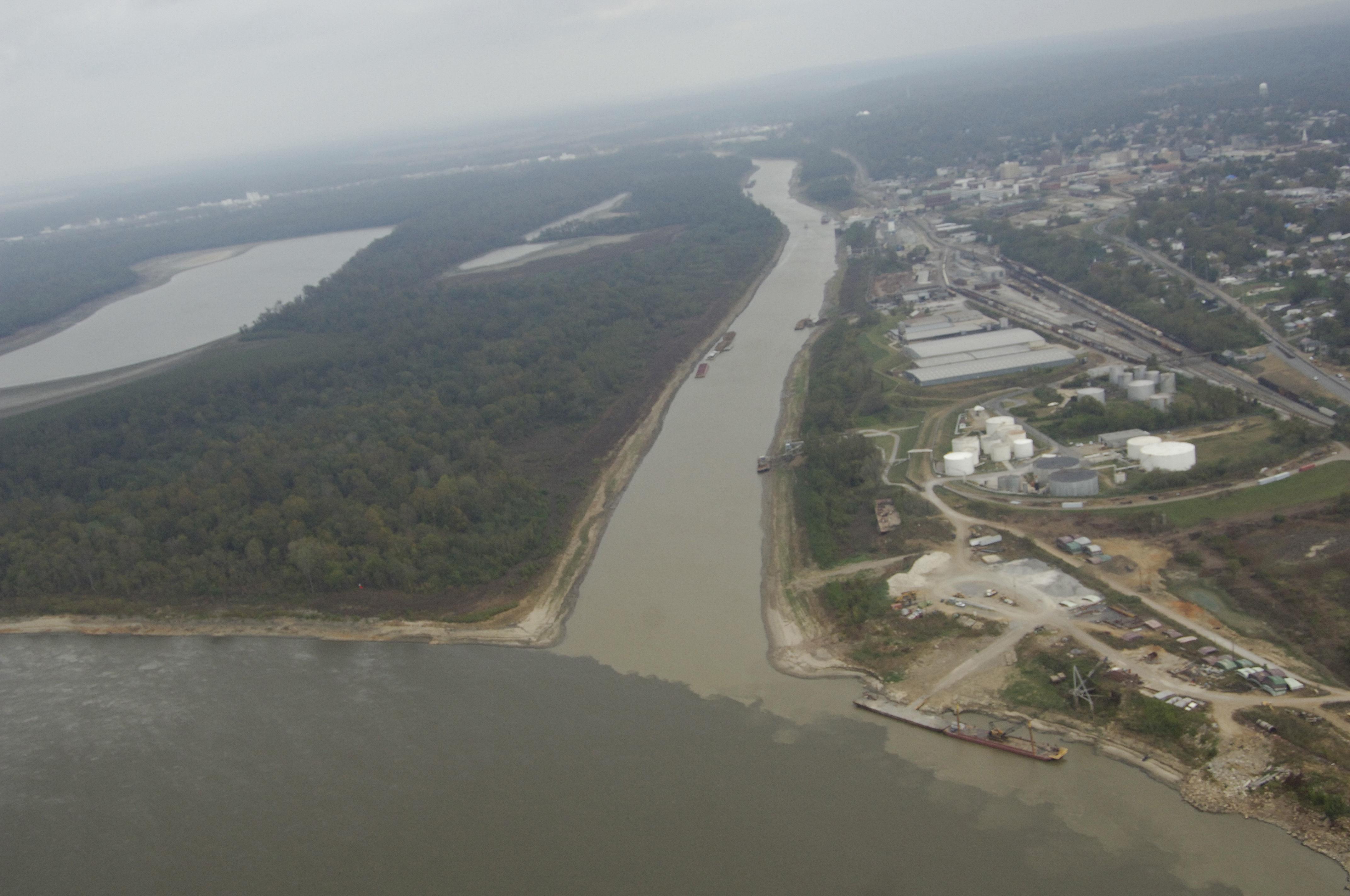 Yazoo Stream Yazoo River Inlet in V...