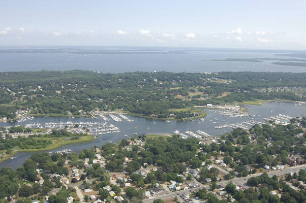 Warwick Harbor