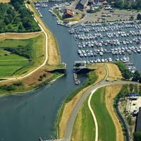 Brouwershaven Lock