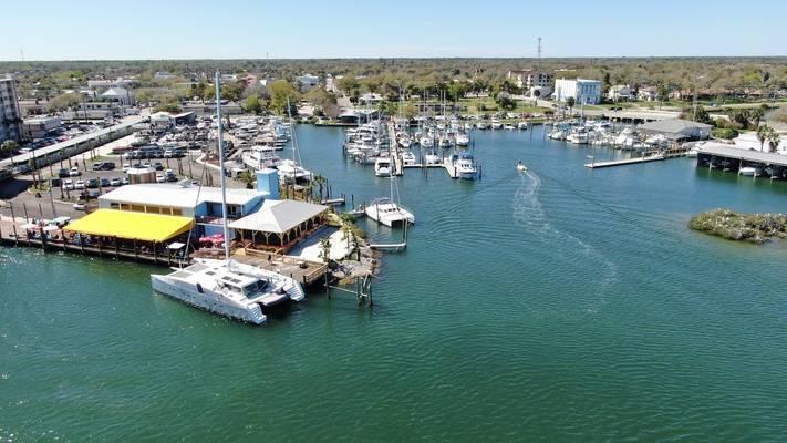 New Smyrna Beach City Marina