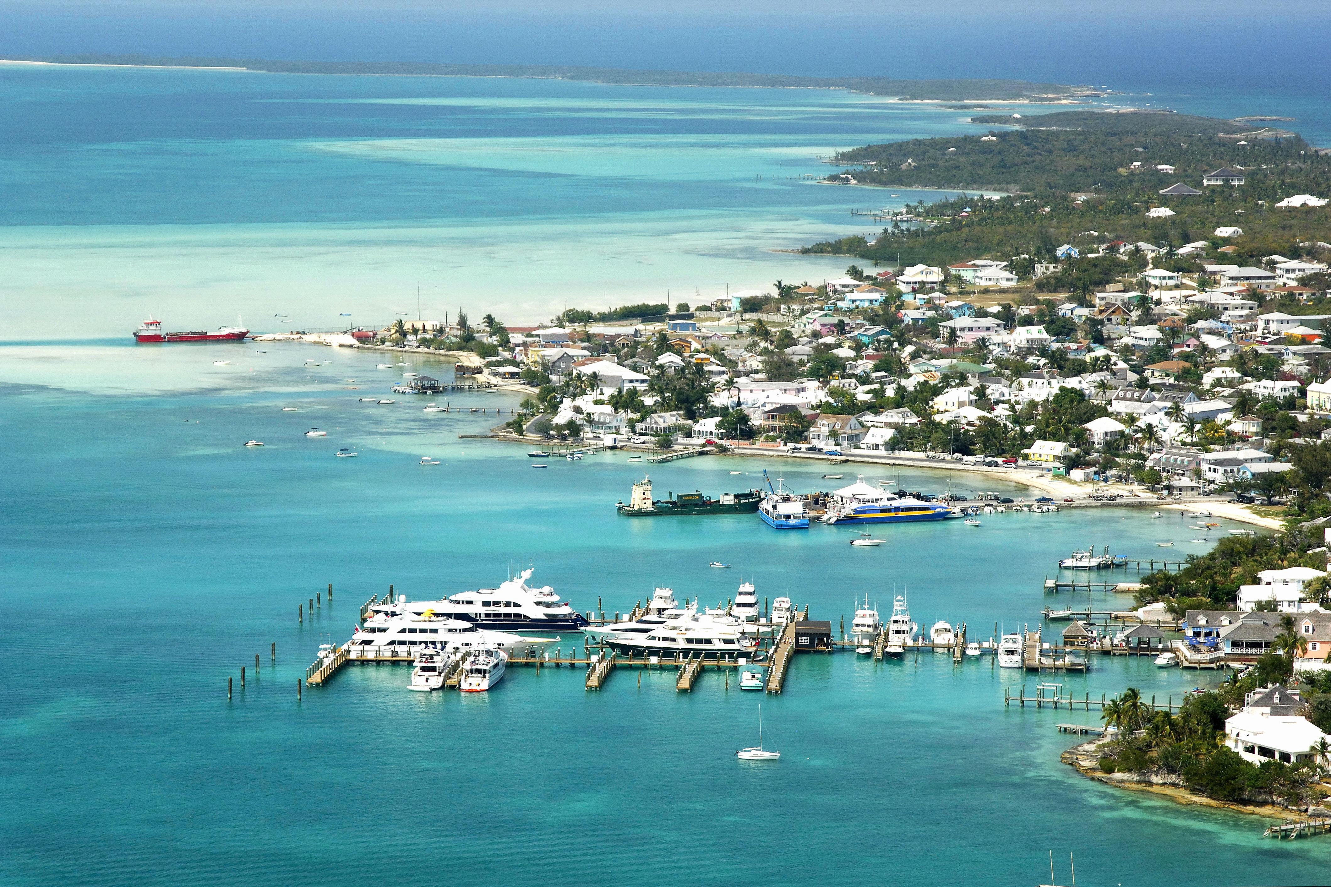 Harbour Island Yacht Club Bahamas