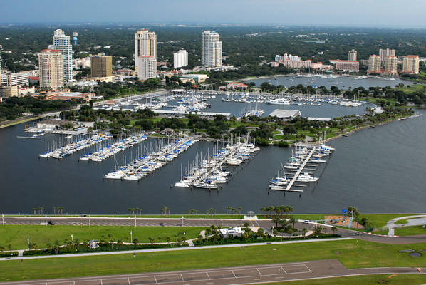 City of St. Petersburg Municipal Marina