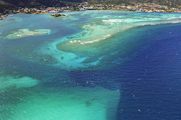 Christiansted Harbor Inlet