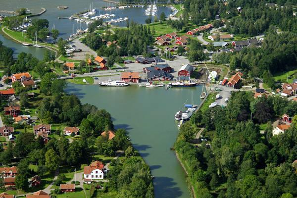 Sjotorp Harbour