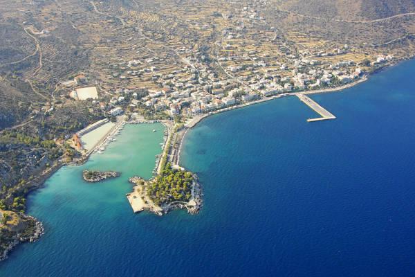 Methana Harbour