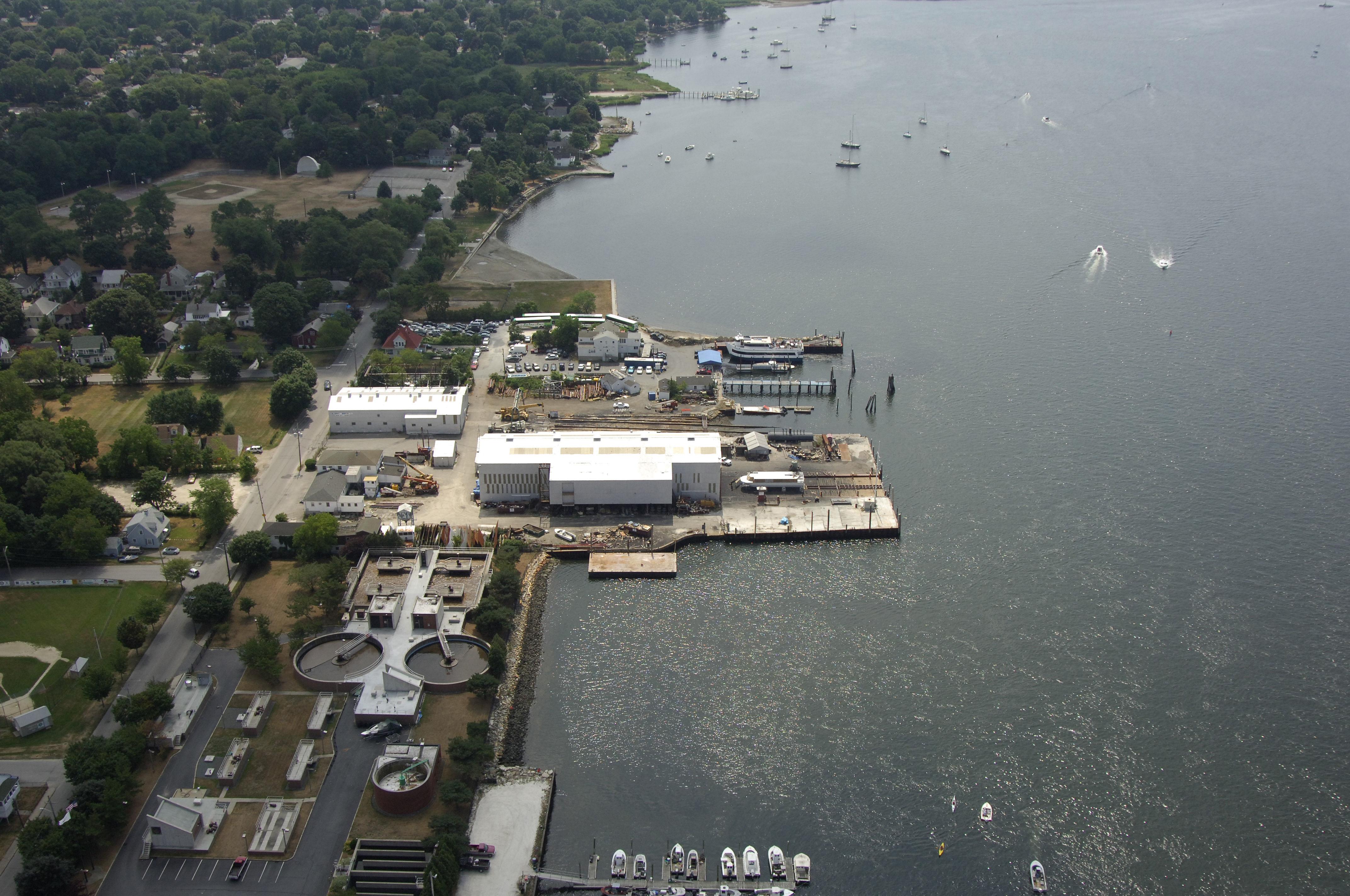 Westerly Rhode Island Water Temperature