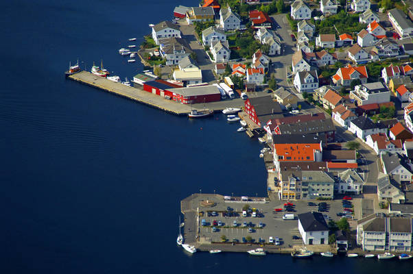 Flekkefjord Eschebrygga Yacht Harbour