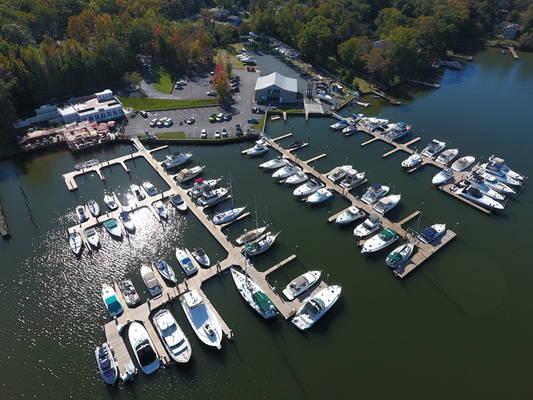 Nabbs Creek Marina