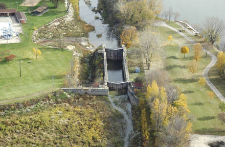 Fox River Lock 8