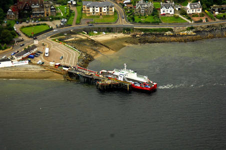 Dunoon North Ferry