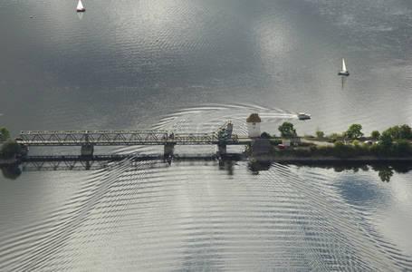 Lindaunis Bridge