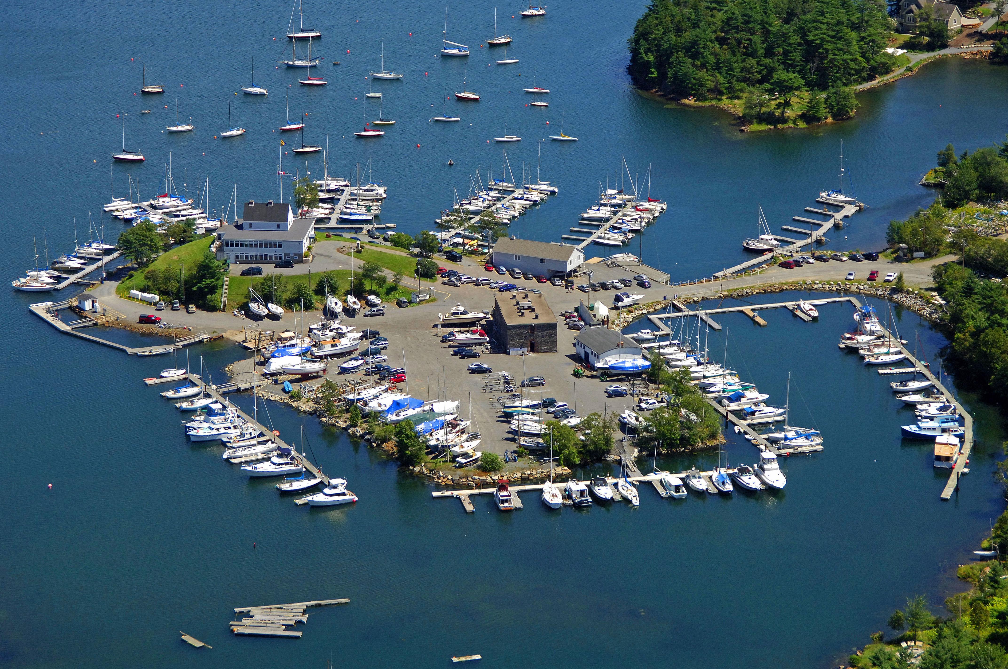 Armdale Yacht Club Marina in Halifax, NS, Canada - Marina Reviews