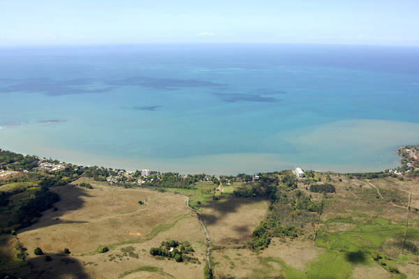 Bramadero Bay