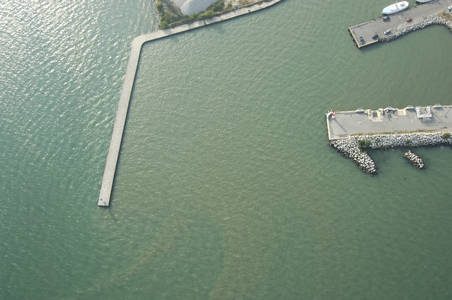 Kingsville Municipal Marina Inlet