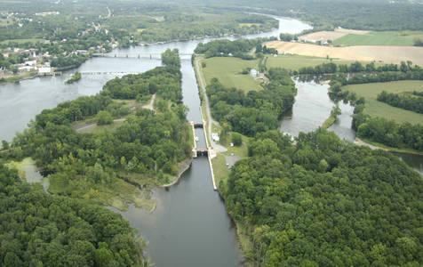 Champlain Canal Lock 4