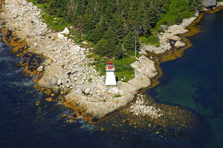 Indian Harbour Lighthouse