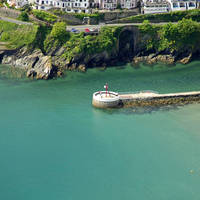 Looe Lighthoue Inlet