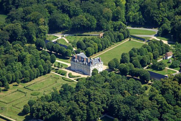 Yville Sur Seine Castle
