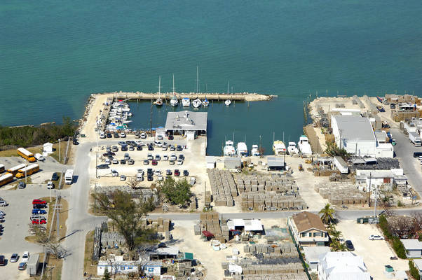Keys Fisheries Market and Marina