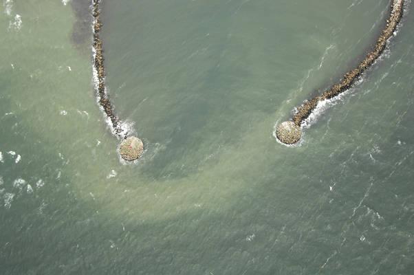 Karrebæksminde Harbour Inlet
