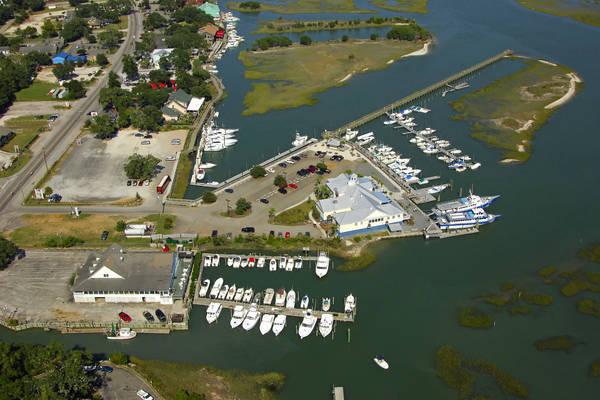 Captain Dick's Marina