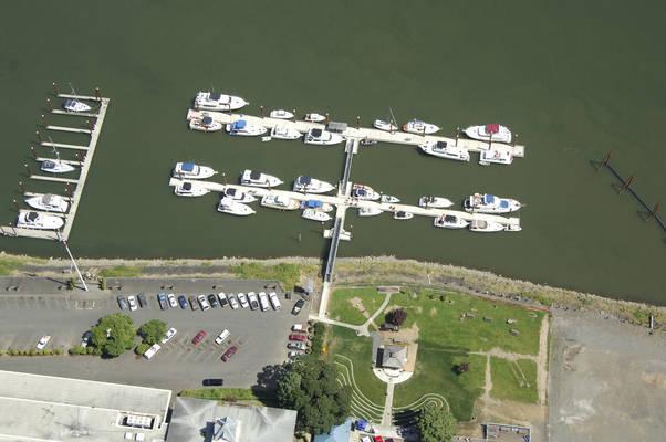 St. Helens Public Dock