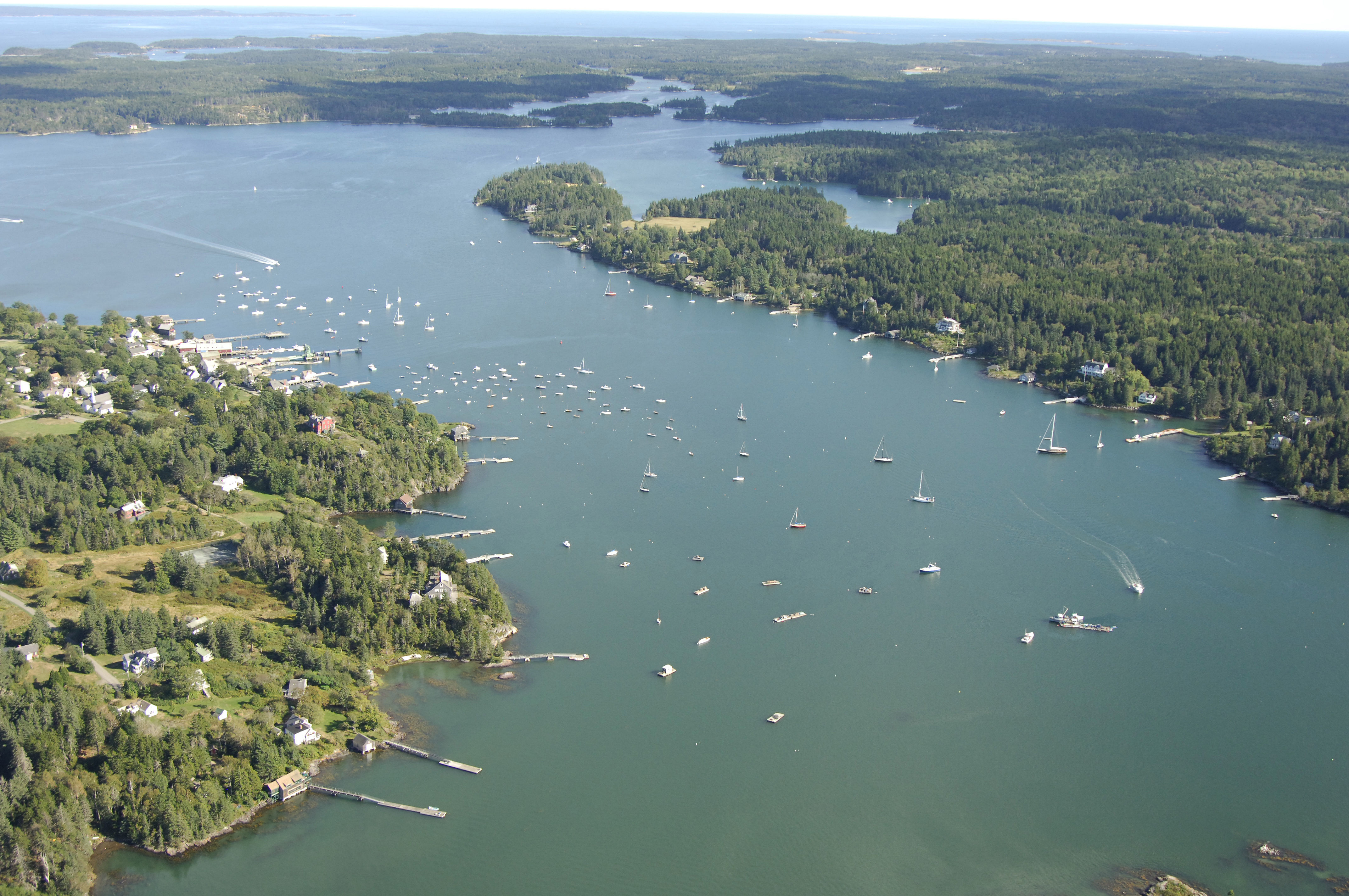 Diesel Gas Near Me >> North Haven Town Harbor in North Haven, ME, United States ...