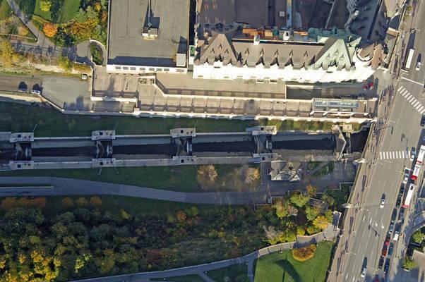 Rideau Canal Lock 7