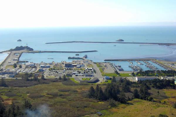 Crescent City Harbor